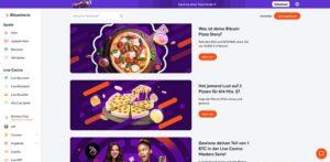 Ein Vorschaubild der Bitcasino.io Promo Aktionen