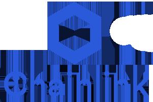 Das Logo von Chainlink