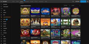 Eine Vorschau der Cloudbet Casino Jackpot Slots
