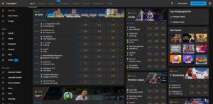 Eine Vorschau der Cloudbet Casino Sportwetten