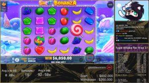 ProdigyDDK spielt den Sweet Bonanza Slot
