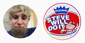 Steve Instagram