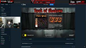 TrainwrecksTV startet die Feature Vorschau bei Book of Shadows.