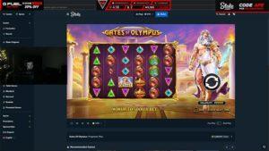 Vorschau der Feature Funktion von Gates of Olympus