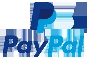 Das Logo der Gamdom Zahlungsmethode PayPal