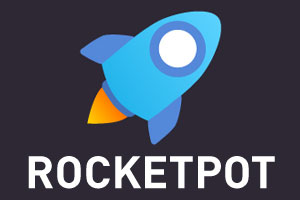 Rocketpot.io Casino Logo