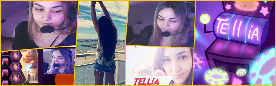 Tellia Streamer Titelbild