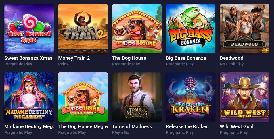 Roobet Casino Online Slots