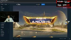 TrainwrecksTV playing Ankh of Anubis