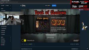 TrainwrecksTV playing Book of Shadows