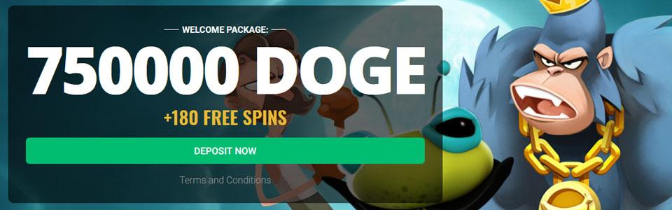 Bitstarz Doge Bonus