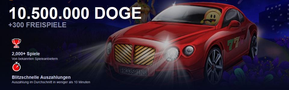 mBit Doge Bonus