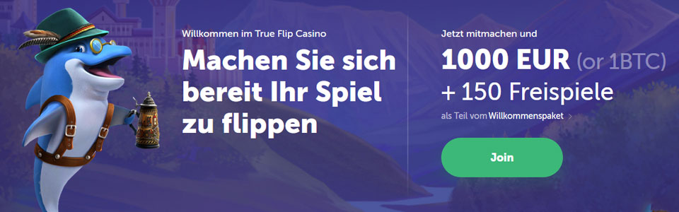 TrueFlip Bonus Banner