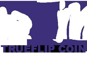 TrueFlip Coin Logo