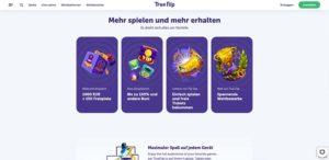 TrueFlip Vorschau Bonus