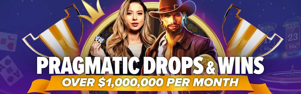 Stake und Pragmatic Play Drops and Wins Banner