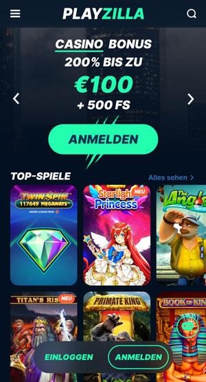 Playzilla Mobile