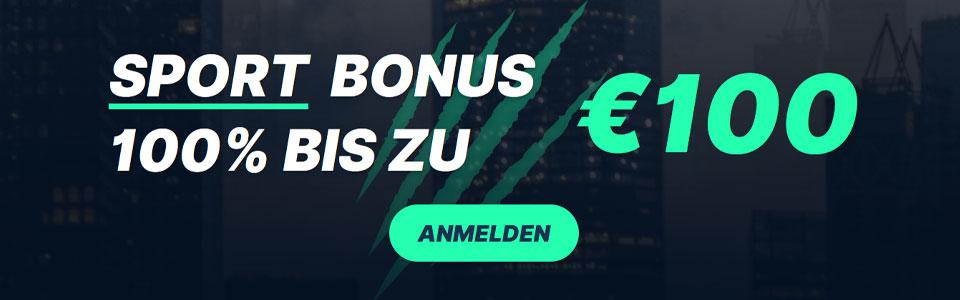 Playzilla Sportwetten Bonus
