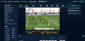 Playzilla Vorschau virtuelle Sportwetten