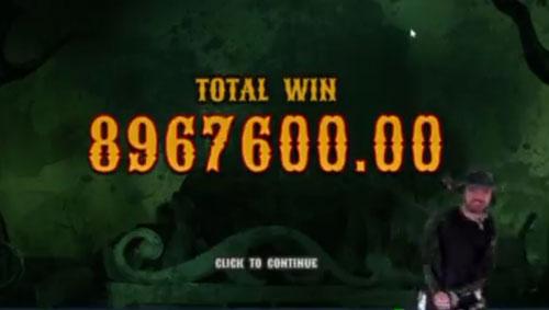Roshteins Biggest Win